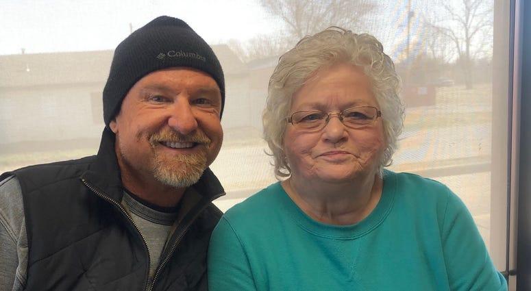 Dave and Linda!