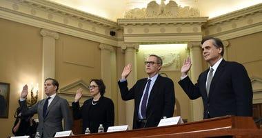 Law Professors Sworn-in