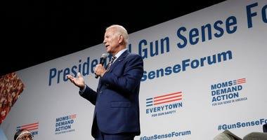 Joe Biden Gun Sense Forum