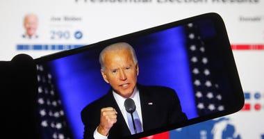 Joe Biden Smartphone