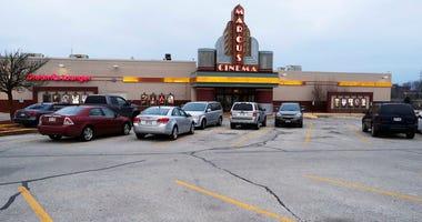 Movie Theatre Lot