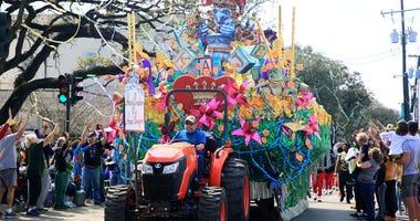 New Orleans Mardri Gras