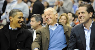 Obama, Joe Biden, Hunter Biden