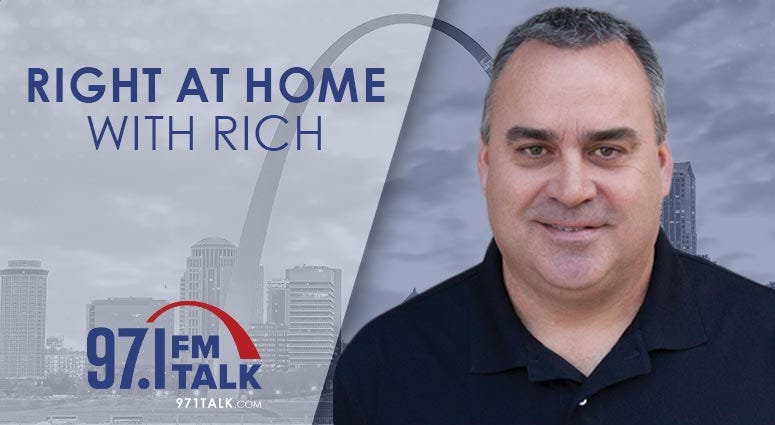 Right at Home with Rich