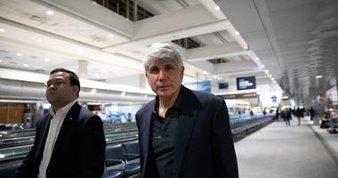 Rod Blagojevich airport