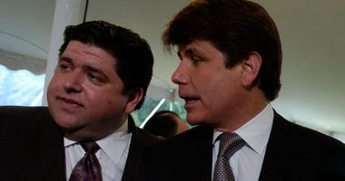Blagojevitch and Pritzker