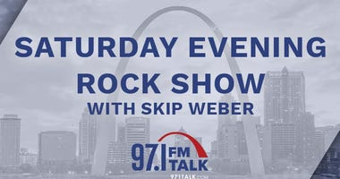 The Saturday Evening Rock Show with Skip Weber