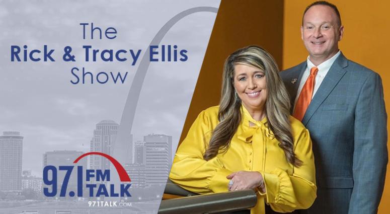 Rick and Tracy Ellis