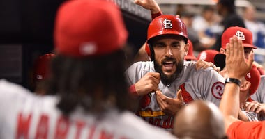 St. Louis Cardinals first baseman Matt Carpenter.