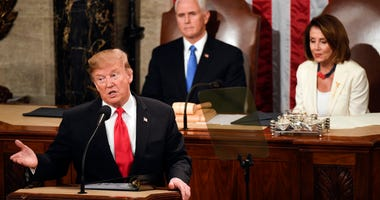 President Trump delivers his 2019 State of the Union Address