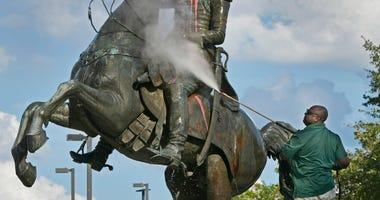 Andrew Jackson Statue, Jacksonville, FL