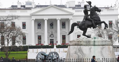 White House © Jack Gruber, Jack Gruber-USA TODAY NETWORK vi, USA TODAY NETWORK via Imagn Content Services, LLC