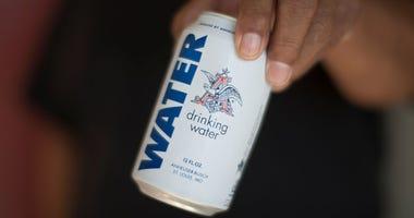 Anheuser-Busch drinking water