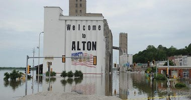 alton flooding