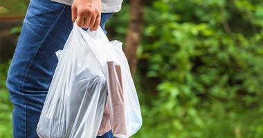 Plastic bags could be taxed in Illinois as part of a new $39 Billion dollar budget.