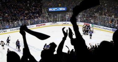 St. Louis Blues Stanley Cup Final