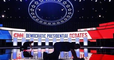 2020 Democratic candidates for presidential debate