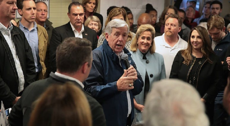 St. Louis area school districts will discuss reopening with Governor Parson today
