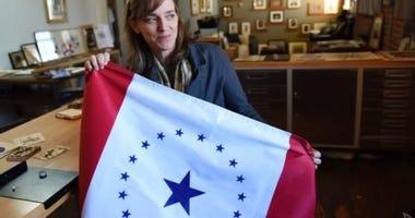 Laurin Stennis, designer of alternative Mississippi flag