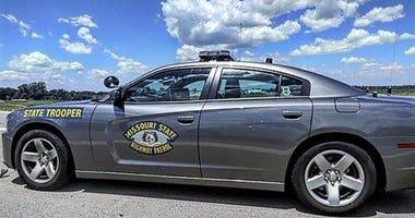 Missouri State Highway Patrol car