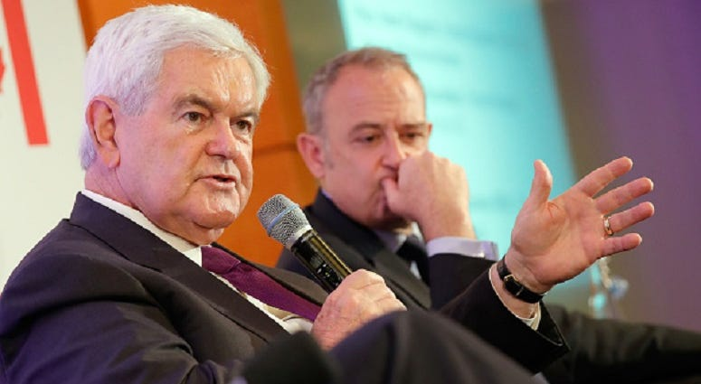 Newt Gingrich on reopening the economy