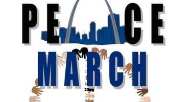 Sgt. Ann Dorn hosts a peace march this weekend
