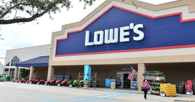 Lowe's is offering free delivery for fresh Christmas trees this year