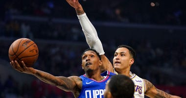 Clippers' Williams will serve 10-day quarantine after visit to strip club