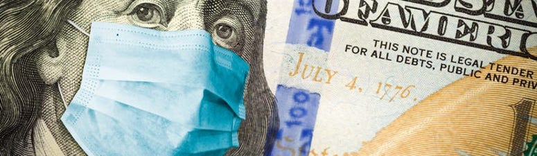 New stimulus bill proposal includes second $1,200 check, cuts unemployment benefits to $200