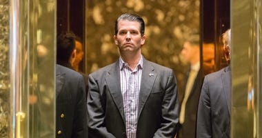 Twitter Temporarily Restricts Donald Trump Jr.'s Account