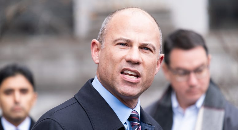 Michael Avenatti arrested on extortion charges