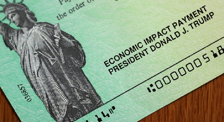 Republicans meeting with Trump today to discuss new stimulus package