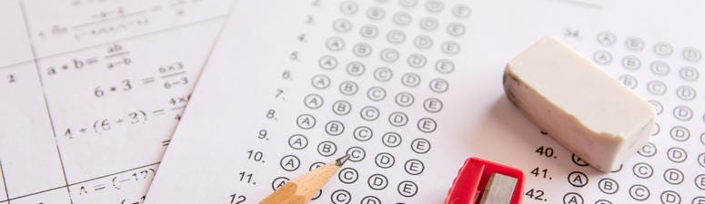 Clayton-based company offers free online test prep classes