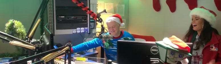 24 hours of Christmas music is back on this St. Louis radio station