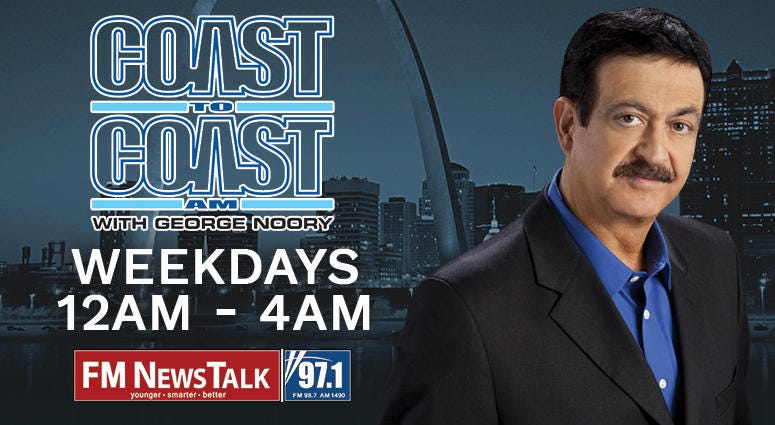 Coast To Coast With George Noory | FM NewsTalk 97 1