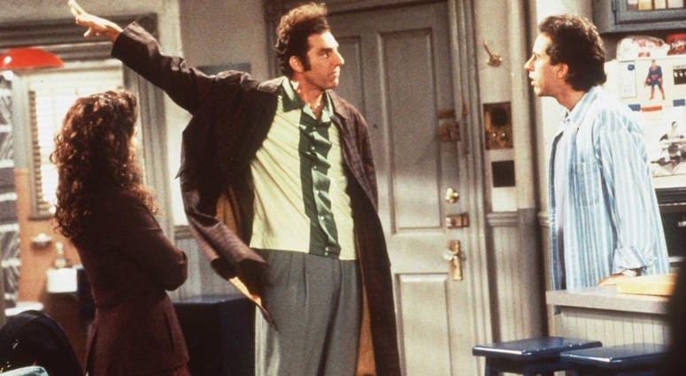All 180 episodes of 'Seinfeld' are coming to Netflix