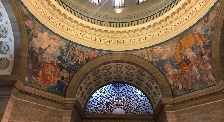 Jefferson City, capitol