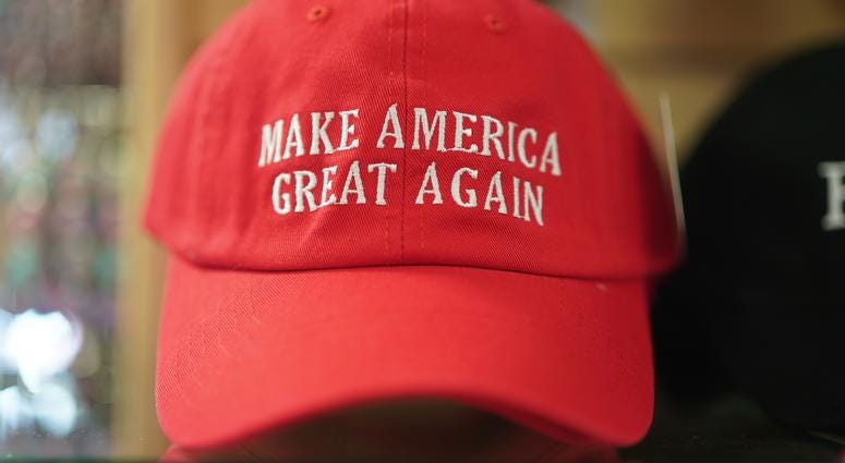 Should students not wear MAGA gear on patriotic day at school?