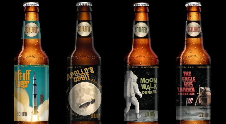 Schlafly Beer Lunar Lager Variety Pack