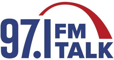 97.1 FM Talk Logo