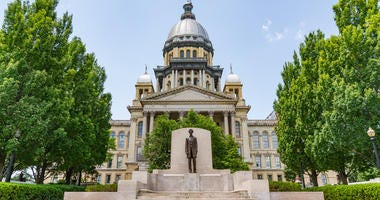 springfield, illinois capitol building