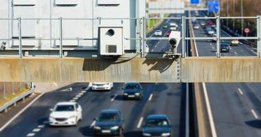 camera on highway