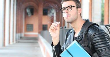 marijuana smoking on campus