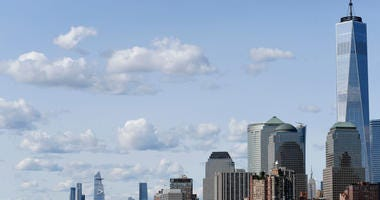 New York Skyline w sailboats Photo by Sarah StierGetty Image.jpg