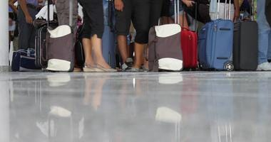 Airlines could start weighing passengers before boarding