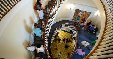 Governor's mansion updates