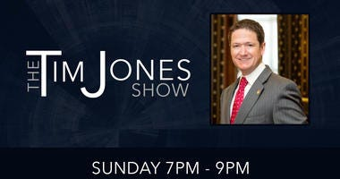 The Tim Jones Show -On Demand: David Almasi 10-13-19