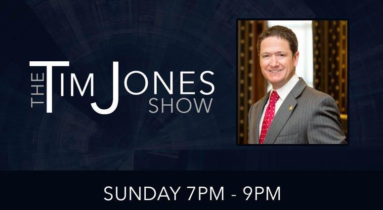 The Tim Jones Show -On Demand: Paris Dennard - 11-3-19