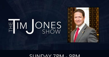 The Tim Jones Show -On Demand: Lonnie Hooks III - 11-3-19