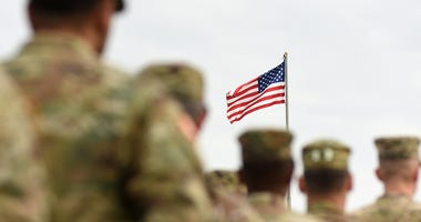 The United States is sending nearly 3,000 more Army troops to the Mideast as reinforcements.